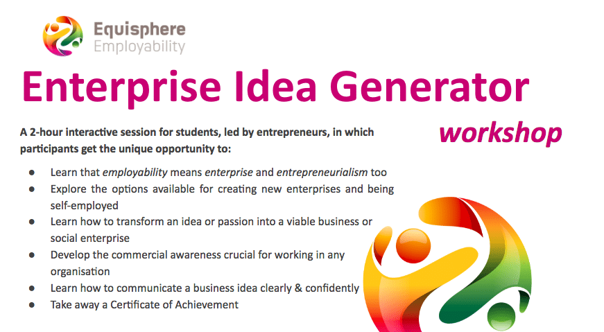Enterprise Idea Generator workshop