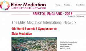 Elder Mediation