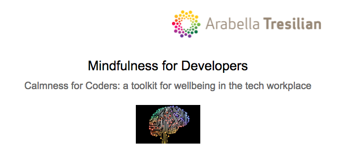 Mindfulness for Developers