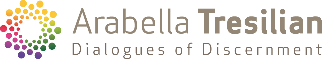 Arabella Tresilian Dialogues of Discernment logo
